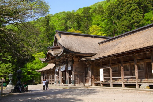 Ogamiyama Shrine Okumiya